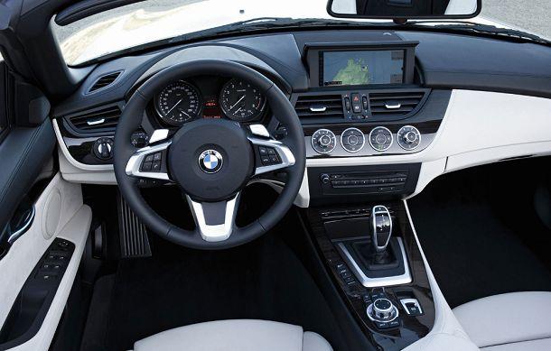 نمایشگاه خودرو دیترویت; بی.ام.دبلیو Z4 روداستر