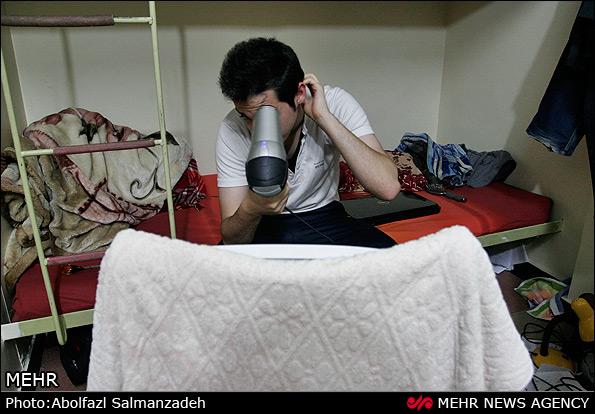 تصاویر باحال از زندگی در خوابگاه دانشجویی