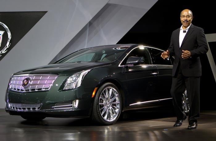 نمایشگاه اتومبیل لس آنجلس