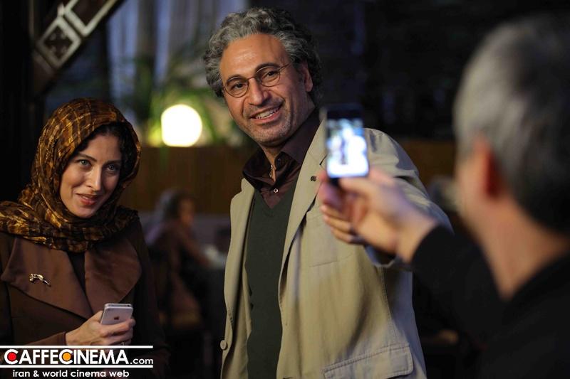 """اظهارنظر مهتاب کرامتی دربارهٔٔ همبازی شدن با ابراهیم حاتمیکیا: """"حالا فهمیدم چه بلایی سر بازیگر میآید…"""""""