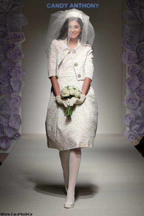 مدل لباس عروس فشن ۲۰۱۲ سری ۴