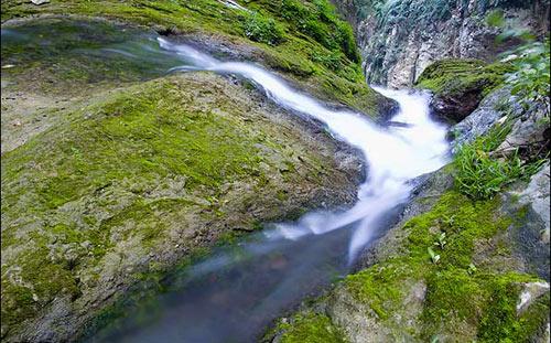 آبشار لوه، زیبا و رویایی