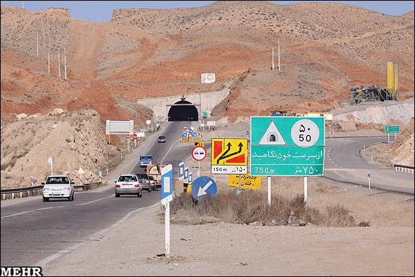 محدودیت تردد خودروهای سنگین در محورهای هراز و فیروزکوه