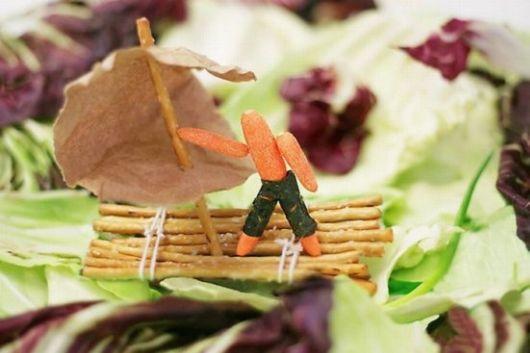 عکاسی خلاقانه از مواد غذایی توسط venessa dualib