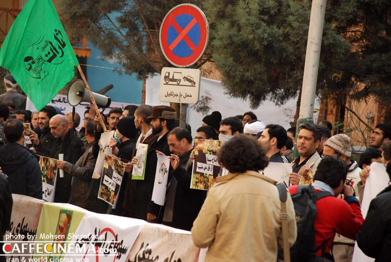 سازمان سینمایی: شکایتی از سوی انصار حزبالله دربافت نکردهایم اما ما پای شکایتمان ایستادهایم