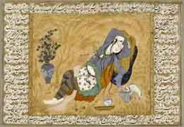 جلوههای هنر شیعی در نگارگری عصر صفوی