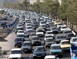 وضعیت ترافیک جاده های استان اصفهان تهران به صورت آنلاین