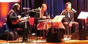 کنسرت گروه مهربانی با آواز وحید تاج در فستیوال «آندلس» الجزایر برگزار شد
