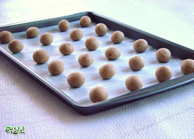 شکلات گردویی  9