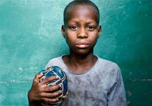 عکس های توپ 40 تیکه آفریقایی