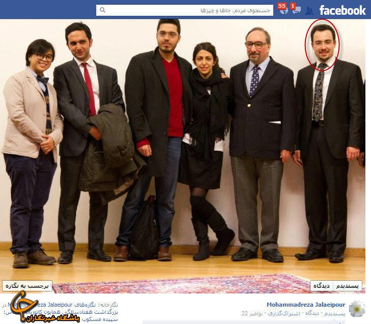 پارتیهای روزنامه نگاران اصلاح طلب+عکس