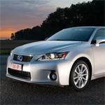 لکسوس برند پر فروش خودروهای لوکس هیبریدی