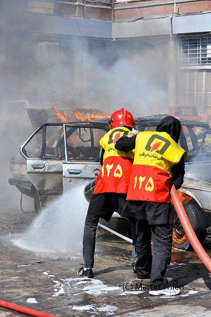 عکس های زنان آتشفشان تهرانی