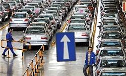 صعود قیمت خودرو