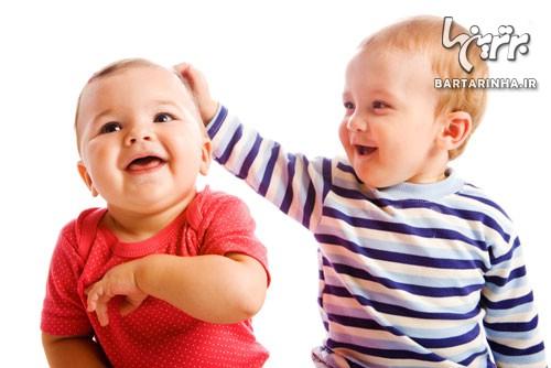 راهنمای زبان کودکان در سن های مختلف