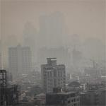 شاخص آلودگی هوا دوباره در شرایط «ناسالم»