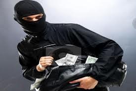 سرقت مسلحانه از بانک ملت در مشهد