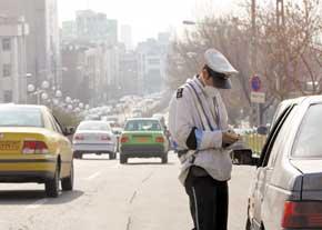 جریمه ۶۵ هزار خودرو به سبب ورود غیرمجاز به محدوده طرح زوج و فرد
