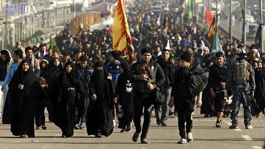 حضور ۱۷ میلیون زائر در کربلا برائ شرکت در مراسم اربعین حسینی