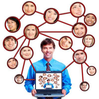 بازاریابی شبکه ای و تفاوت های آن با شرکت های هرمی