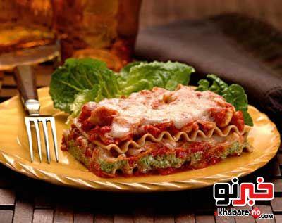 لازانیای ایتالیایی