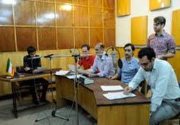 نمایش نامه رادیویی«مفاخر ایران» به زبان ترکی استانبولی