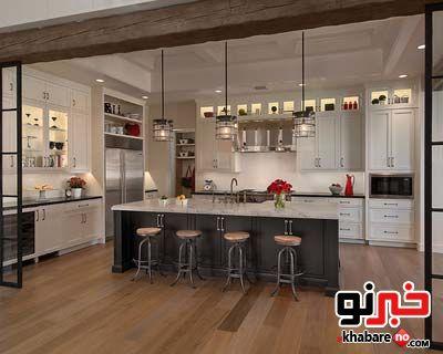 شیک ترین مدل آشپزخانه ۲۰۱۳