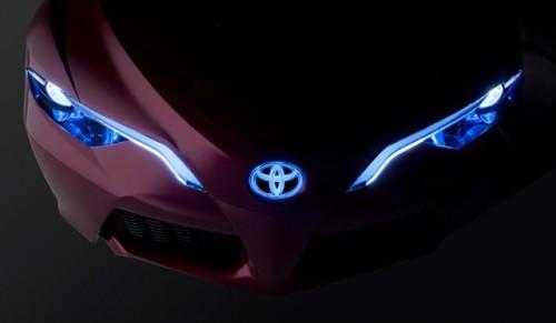 تویوتا قدرت اول خودروسازی در سال ۲۰۱۲