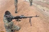 مرحله اول دفاع ثابت منطقهای رزمایش نیروی زمینی سپاه آغاز شد