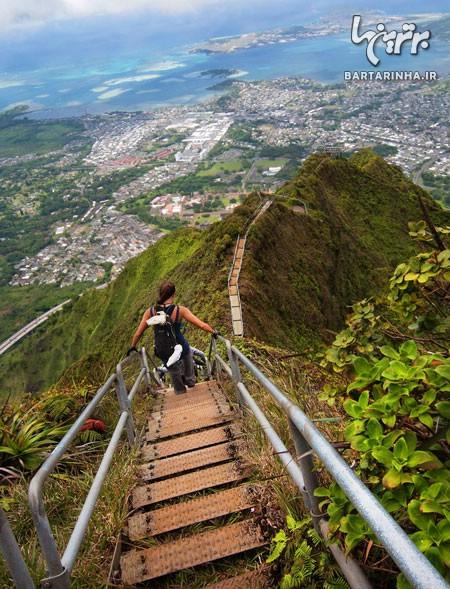 خطرناک ترین گذرگاه های دنیا