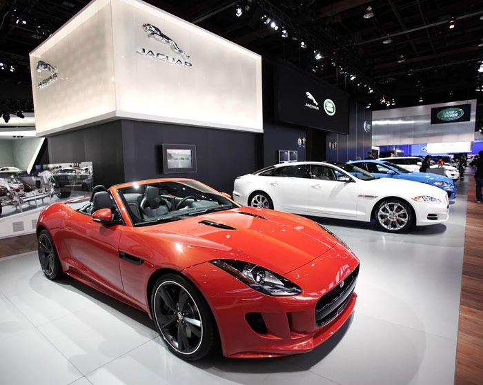 نمایشگاه خودرو دیترویت 2013