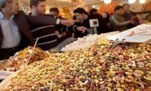 قیمت روز انواع آجیل و خشکبار در بازار تهران – شب عید اسفند 96