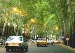 ورودی شرق به غرب تهران حال هوای بهاری گرفت