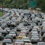 آخرین وضعیت ترافیکی تهران