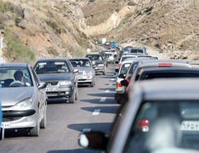 وضعیت ترافیک جاده تهران – مشهد و استان خراسان رضوی هم اکنون