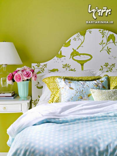 راهکارهایی برائ فضاهای کوچک: اتاق خواب