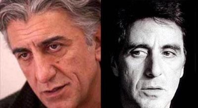 شباهت عجیب بازیگران ایرانی با بازیگران خارجی + عکس