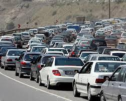 افزایش ترافیک در خروجی های مشهد