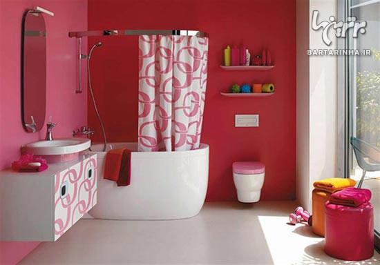 تغییر دکوراسیون حمام در سال تازه