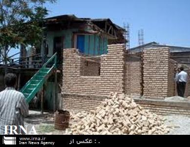 یکصدمین خانه مقاوم سازی شده در روستای ˈحسن آبادˈ میانه به بهره برداری رسید