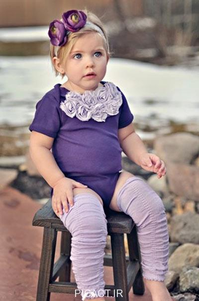 PICACT.ir | جدیدترین مدلهای لباس بهاری دخترانه 92