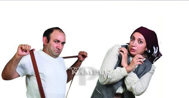 عکس جدید نگار عابدی و همسرش هدایت هاشمی