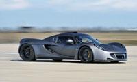 رکوردشکنی سریعترین خودرو جهان