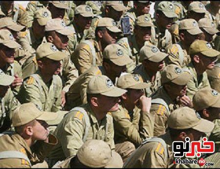 سربازان متولد ۵۵ تا ۷۴ ممنوع الخروج شدند