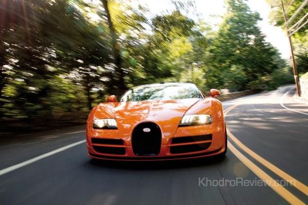 بوگاتی دیگر سریعترین ماشین جهان نیست