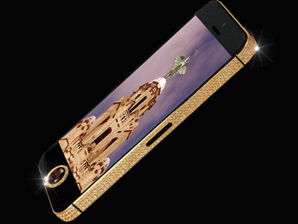 تاجر هنگکنگی گرانترین گوشی جهان را ۱۵ میلیون دلار خرید