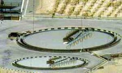 بزرگترین تصفیه خانه خاورمیانه و انتقال آب از سد تنظیمی امیر کبیر به تهران