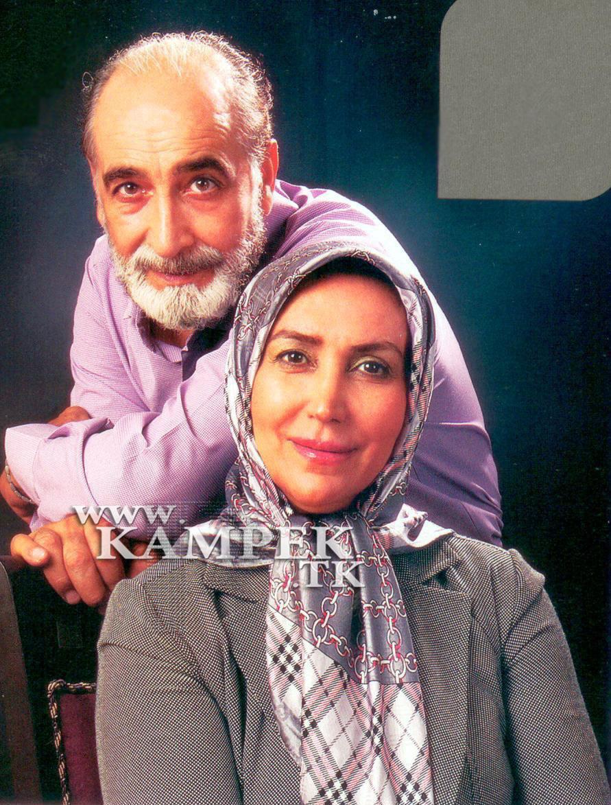 عکس جدید محمود پاک نیت و همسرش مهوش صبر کن