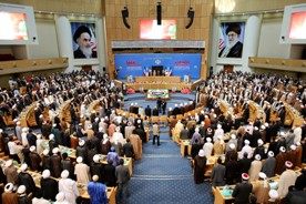 """برگزاری جلسات کمیسیونهای تخصصی اجلاس جهانی """"علما و بیداری اسلامی"""""""