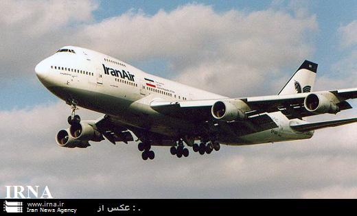پروازهای فرودگاه سیرجان افزایش یافت